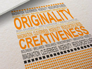Originality, Creativeness, And Other Synonyms